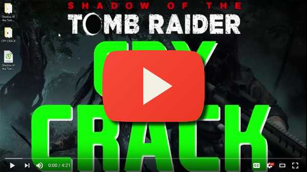 Shadow of the Tomb Raider CPY Crack PC Download Torrent - CPY GAMES