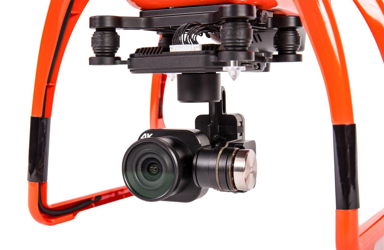 X-STAR PREMIUM DRONE W/4K CAMERA, 1.2-MILE HD LIVE VIEW & HARD CASE
