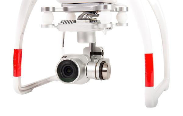 X-STAR PREMIUM DRONE W/4K CAMERA, 1.2-MILE HD LIVE VIEW & HARD CASE (White)