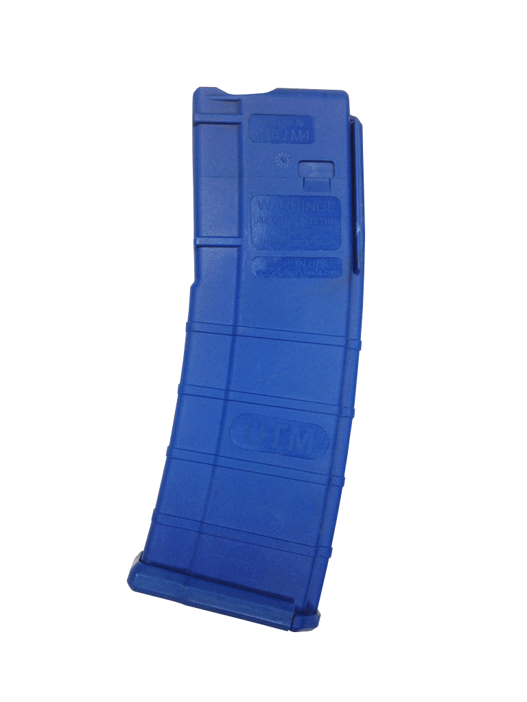 BLUE SAFETY MAGAZINES – M16/M4/AR15 SERIES