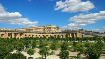 Orangerie du château de Versailles