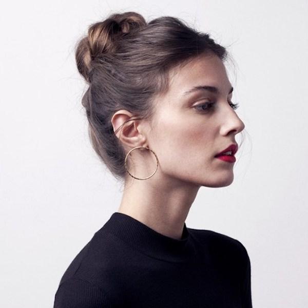 Boucles d'oreilles Babette Large