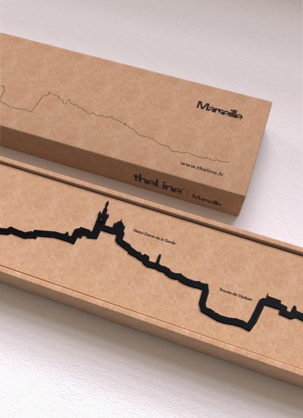 the line marseille