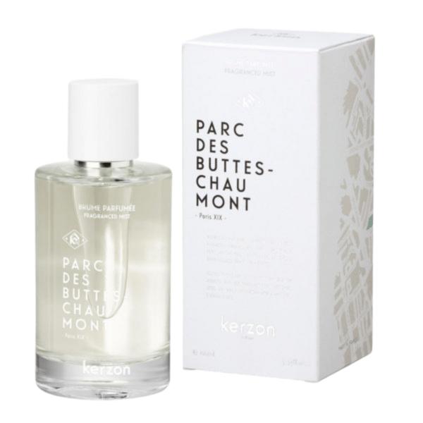 Brume Parfumée Parc des Buttes-Chaumont