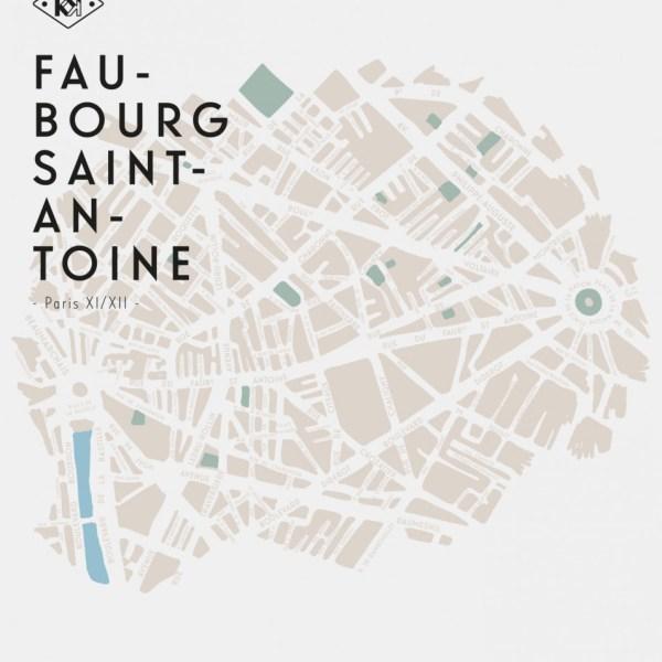 Brume Parfumée Faubourg Saint Antoine