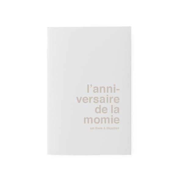 Carnet L'anniversaire de la Momie