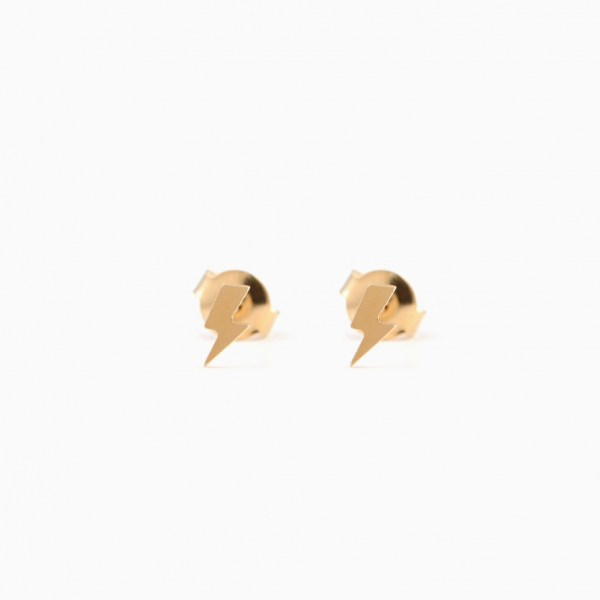Collection Flash, les boucles d'oreilles