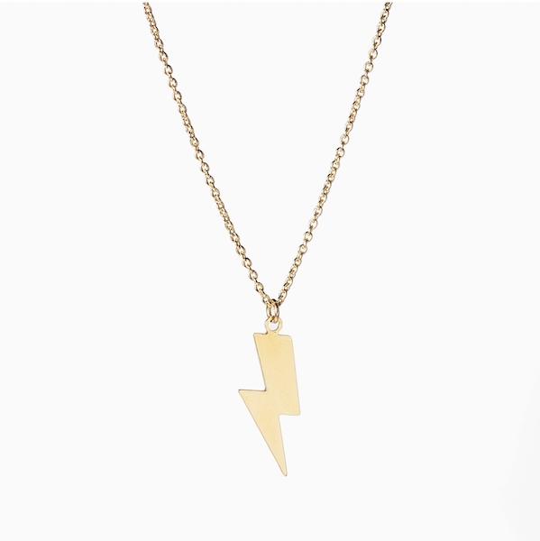 Collection Flash, le collier