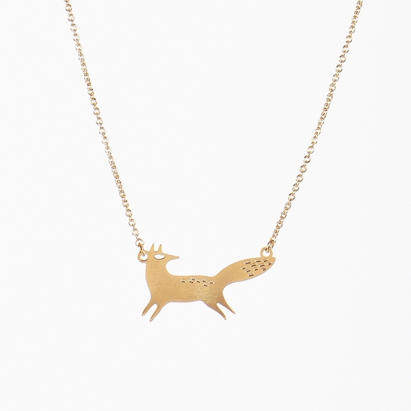 Collection Wolf, le collier