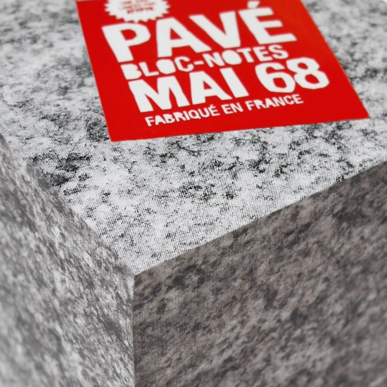 Bloc-notes Pavé