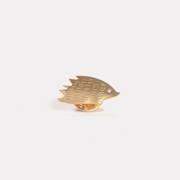 Pin's Hérisson Hedgehog