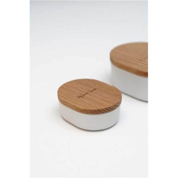 Boîte en bambou petit format