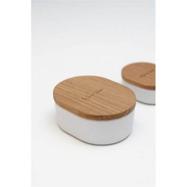 Boîte en bambou