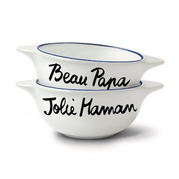 Bol breton Beau papa / Jolie maman