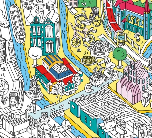 amsterdam-poster-coloriage-2