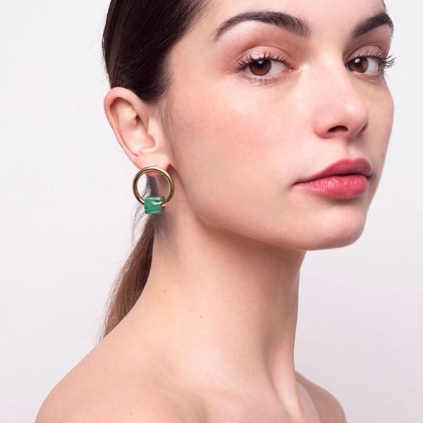 Boucles d'oreilles Nicole