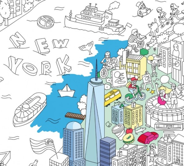 new-york-poster-coloriage-2