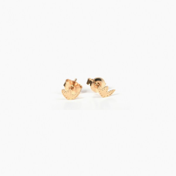 Collection Flatbush, les boucles d'oreilles