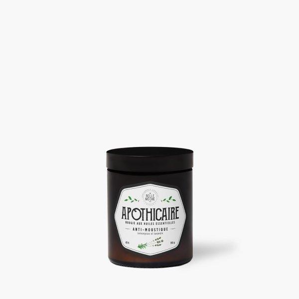 Bougie aux huiles essentielles «Anti-moustique»