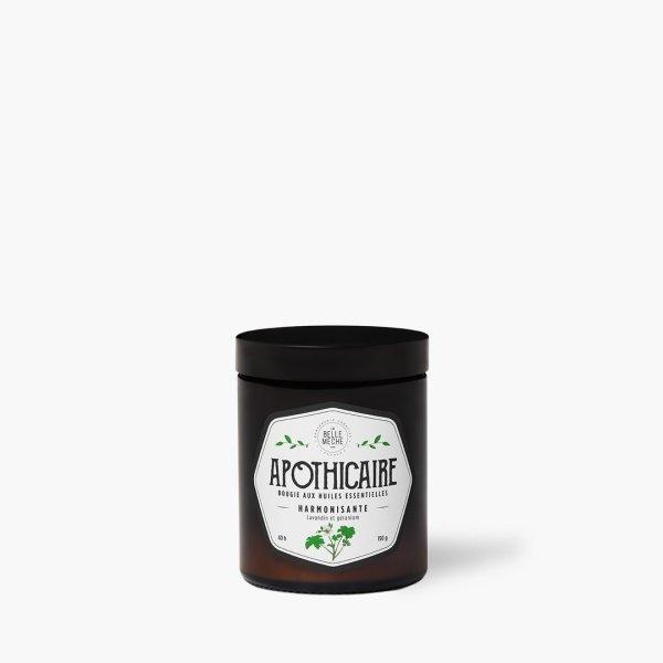 Bougie aux huiles essentielles «Harmonisante»