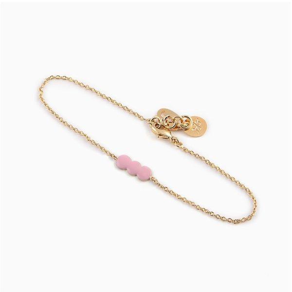 Collection x Steffie Brocoli, Bracelet Numa