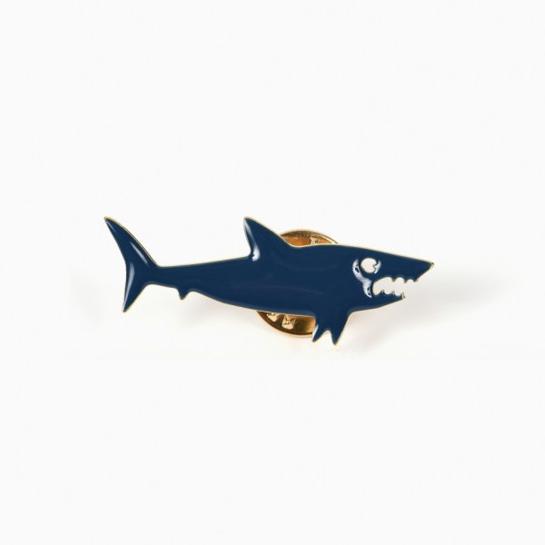 Pin's Requin Nelson