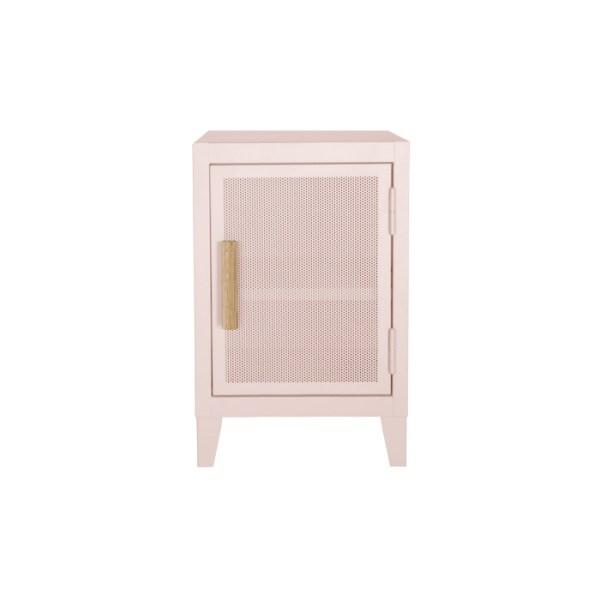 petit meuble tolix rose