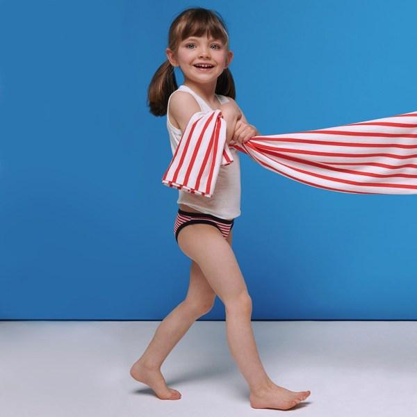 Petite Lucette – Culotte enfant en coton
