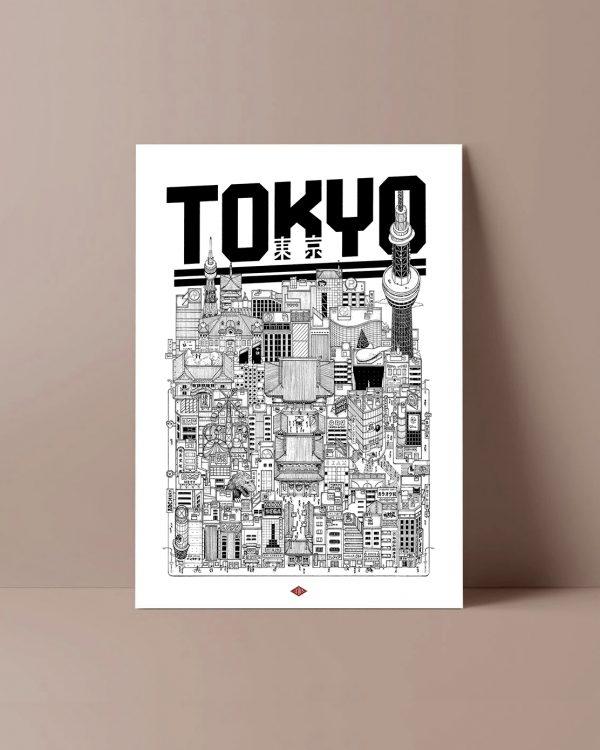tokyo docteur paper