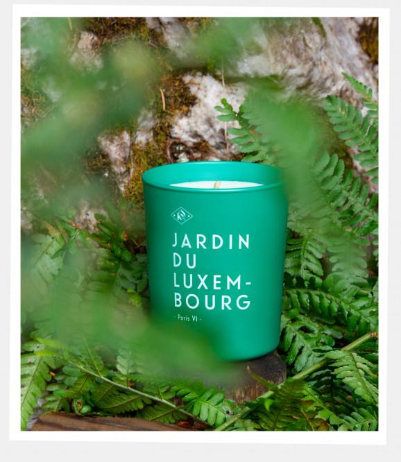 jardin-du-luxembourg-kerzon bougie parfumée