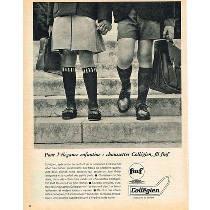 collegien, createurs de chaussettes depuis 1947