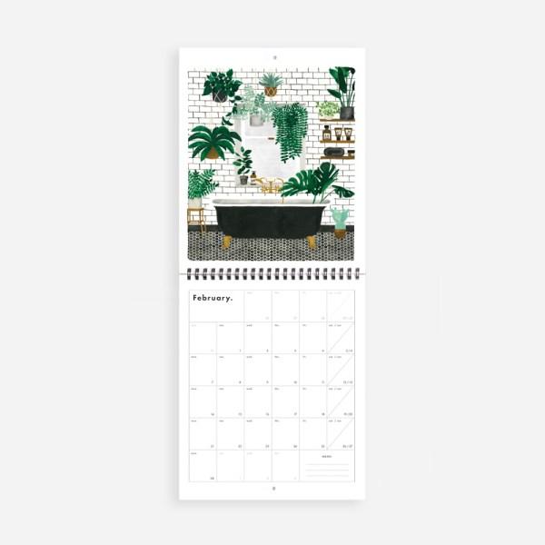 Calendrier 2022 – Botanical Kingdom