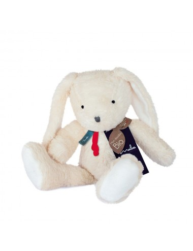 Peluche en coton bio 30cm – Lapin