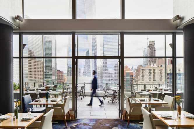 World Trade Center Club Quarters Hotels