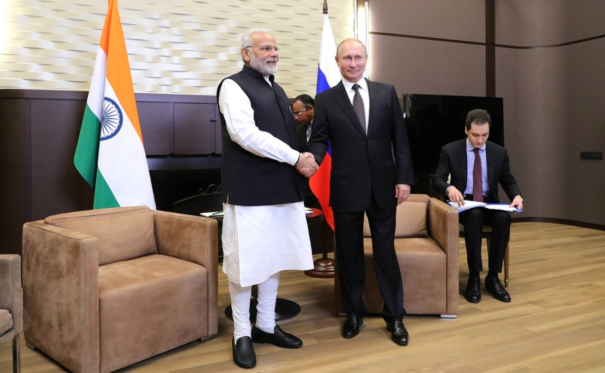 The India-Russia Defense Deal