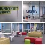 CQUniversity new Melbourne campus - Library