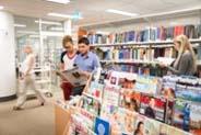 Library at CQUniversity Sydney