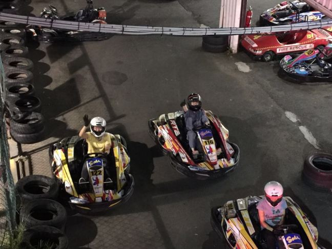 Image of go karts