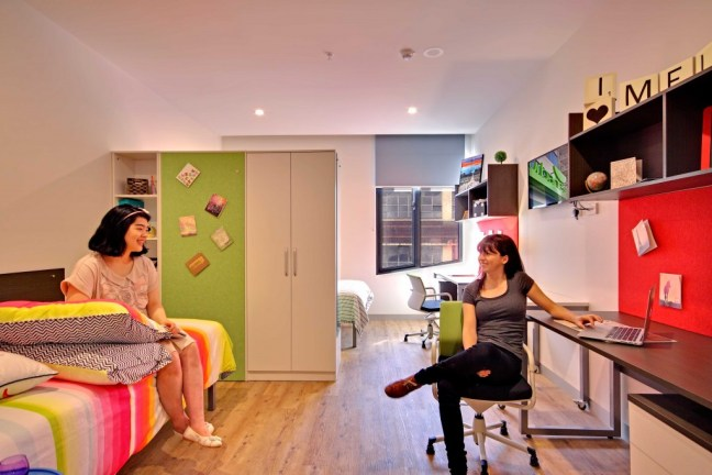 Student accommodation-urbanest2