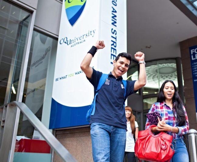 CQUniversity Australia Brisbane campus