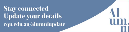 Stay connected - update your details online.