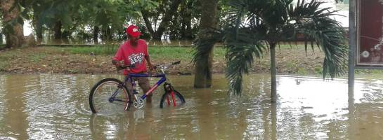 Lluvias en Colombia/Invierno: Alerta en Colombia por incremento de las lluvias