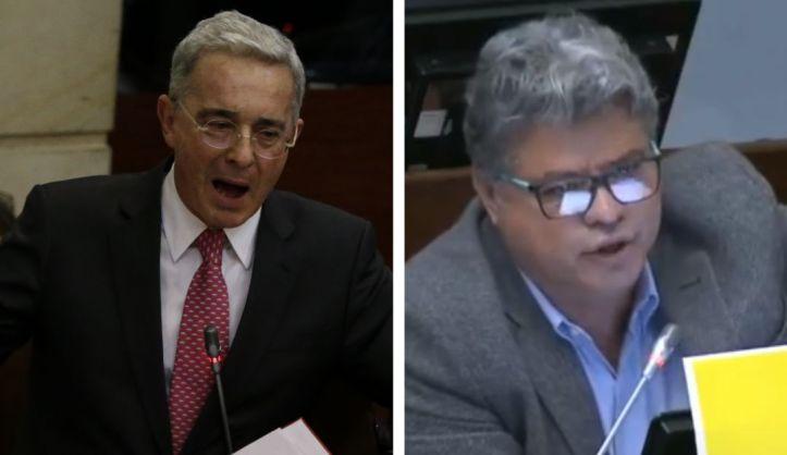 Alvaro Uribe - Wilson Arias
