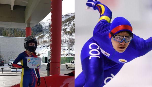 Dos colombianos presentes en los Olímpicos de Invierno de la Juventud