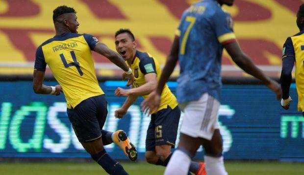 Minuto a Minuto: En vivo: Ecuador 4-1 Colombia, eliminatorias sudamericanas | Deportes | Caracol Radio