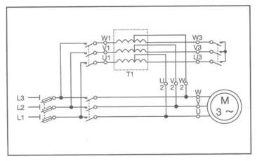 autotransformer motor starter wiring diagram wiring diagram controllers for three phase motors 3 wire start stop switch wiring diagram source