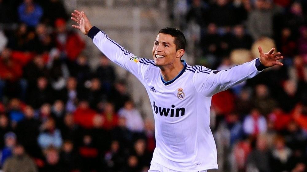 Image result for CR7 happy