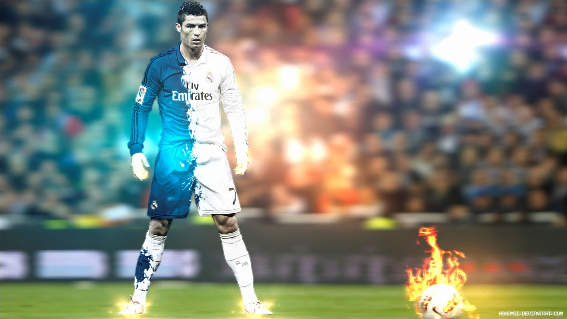 cristiano ronaldo wallpaperhshamsi - cristiano ronaldo wallpapers