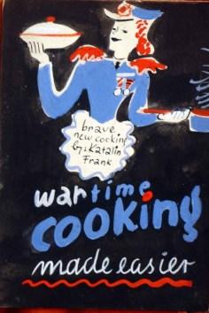 Klara Biller: Wartime cooking made easier