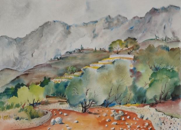 George Mayer-Marton: Red Road, 1932